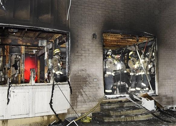 Fire Destroys Milton House_Super_Portrait